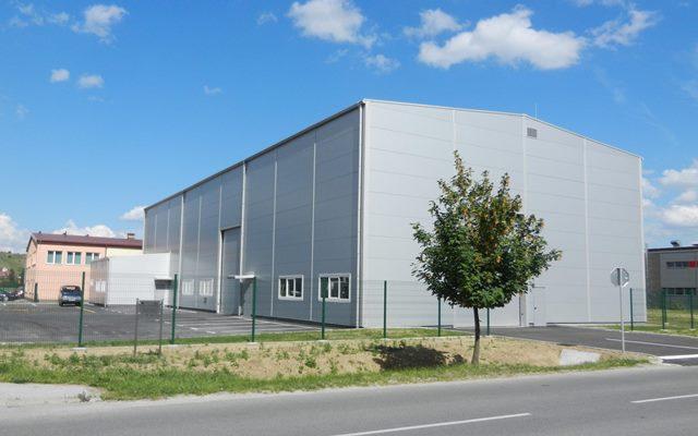 Быстровозводимые здания промышленного назначения