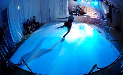 Ледовой каток для фигурного катания